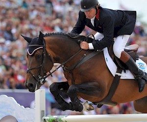 Nick Skelton - Seventh Games & Second with Big Star